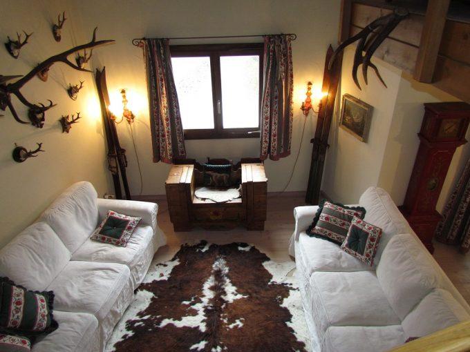 Engadine Surlej apartment