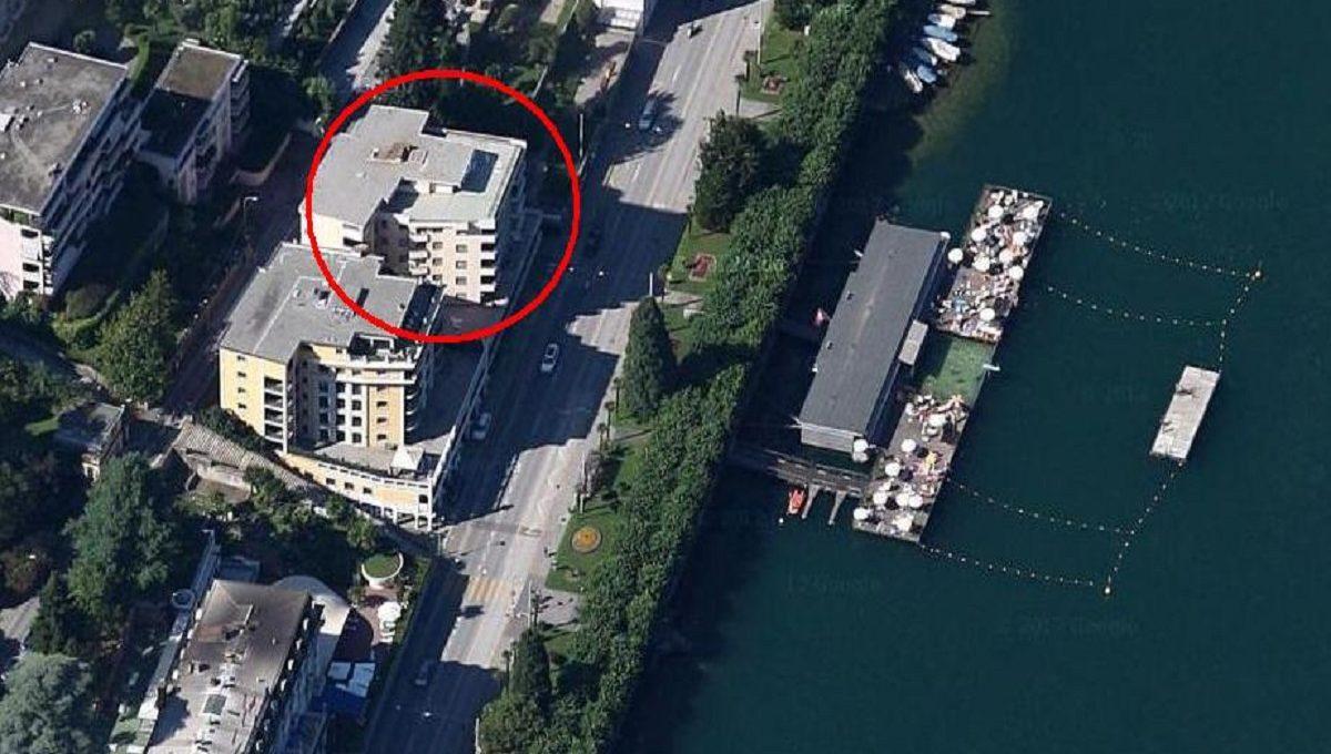 luxury flat in Lugano Switzerland
