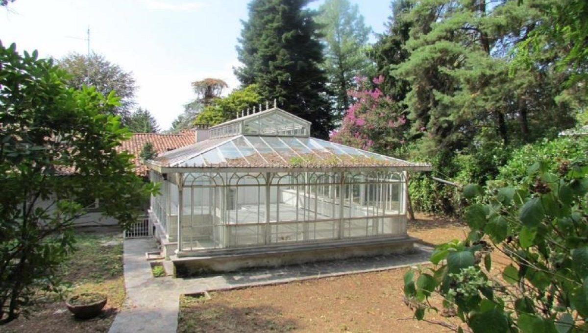 Villa in Carimate via Ronco 42