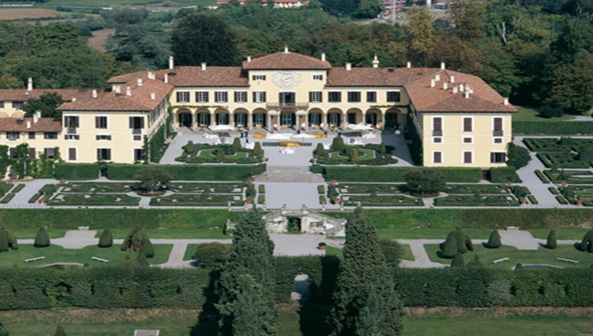 Imbersago Lombardy ancient property