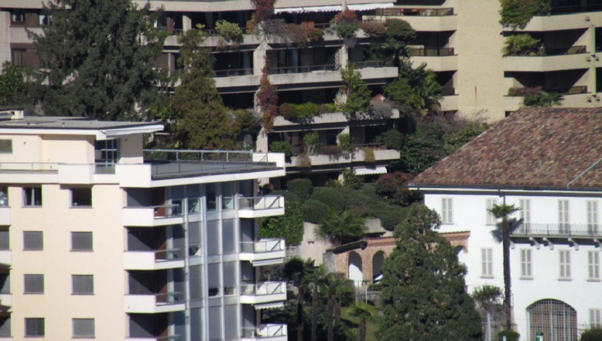 luxury flat in Lugano Switzerland  for sale
