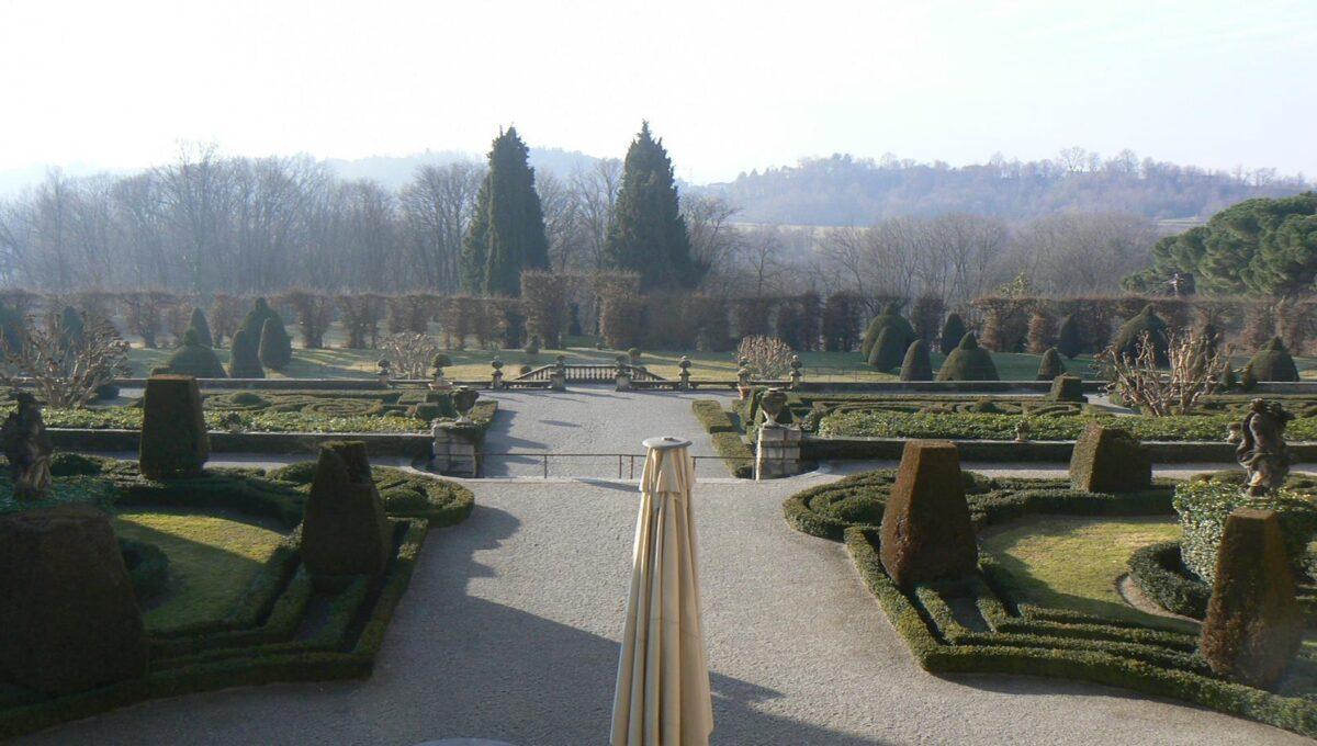 vista from the villa