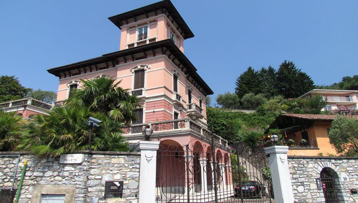 Cernobbio historic villa