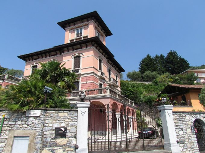 LAKE COMO CERNOBBIO - HISTORIC VILLA