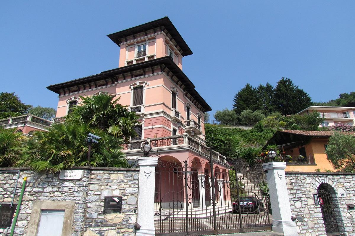Cernobbio Lake Como historic and gorgeous villa