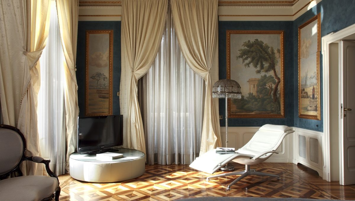 Details of the Master bedroom
