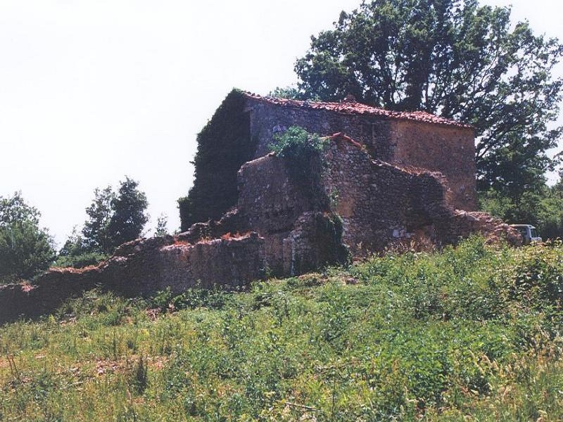 Ancient Casale before renovation