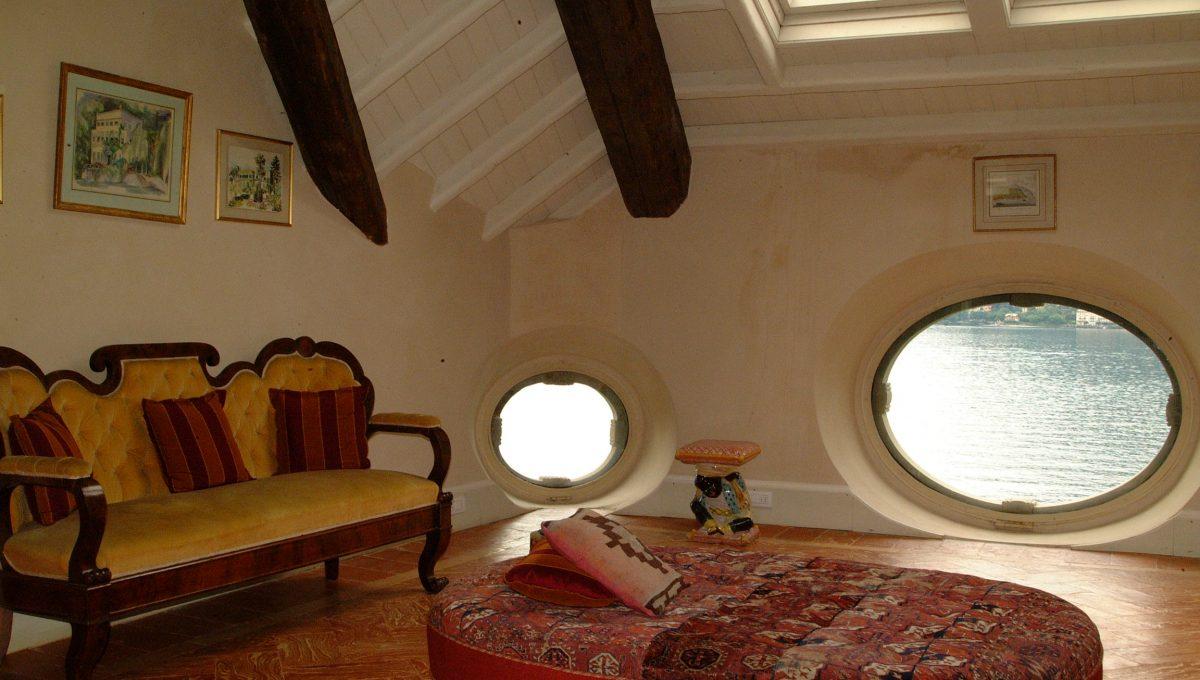 Living room on the last floor
