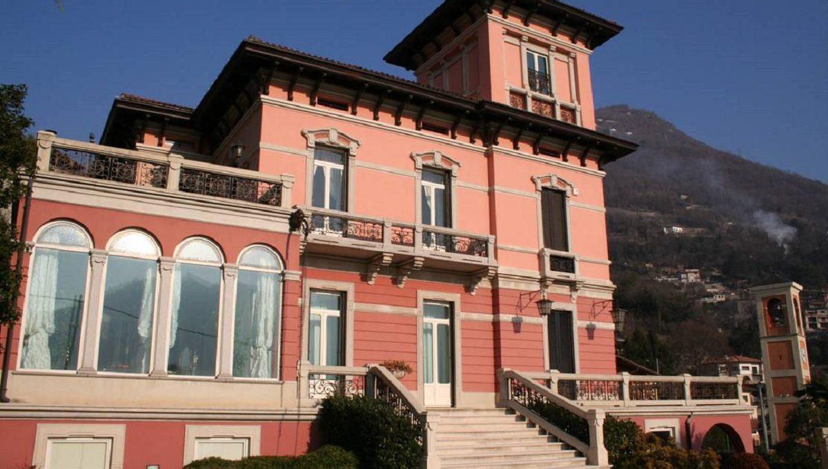 Villa for sale cERNOBBIO