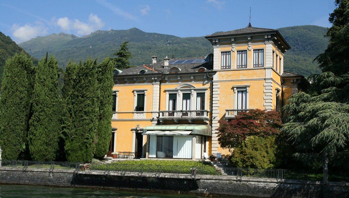 Villa short rent Dongo Como Lake