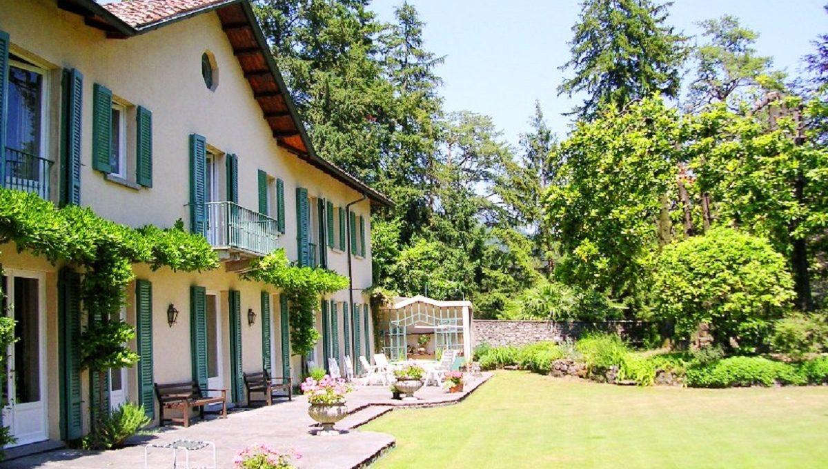 villa in Grandola Uniti Menaggio Lake Como