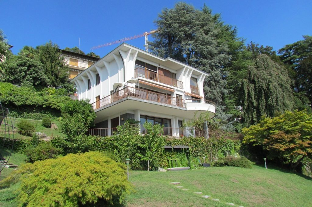 Lake Como Cernobbio Luxury Villa for sale