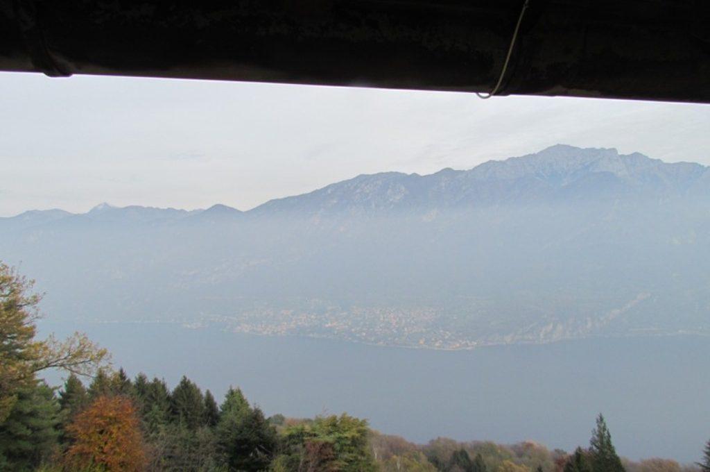 Lake view Como