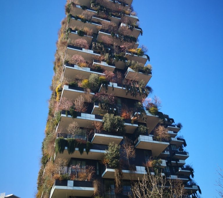 Luxury Apartment for sale Milan Bosco Verticale