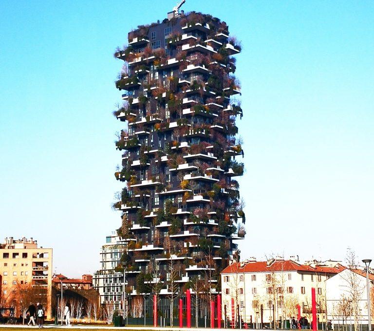 Luxury Apartment for sale Milan Bosco Verticale