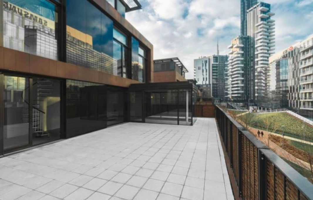 terrace Porta Nuova