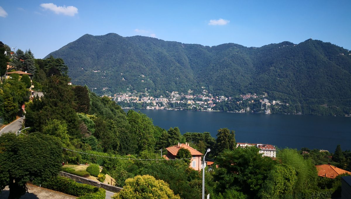 Apartment lake view for sale Cernobbio