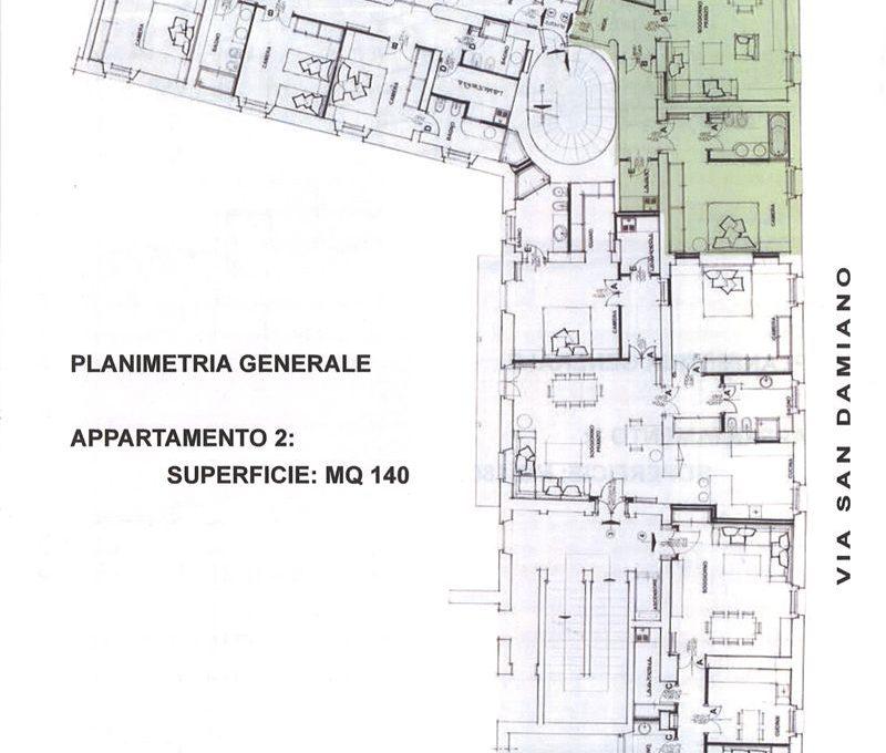 planimetria appartamento 2