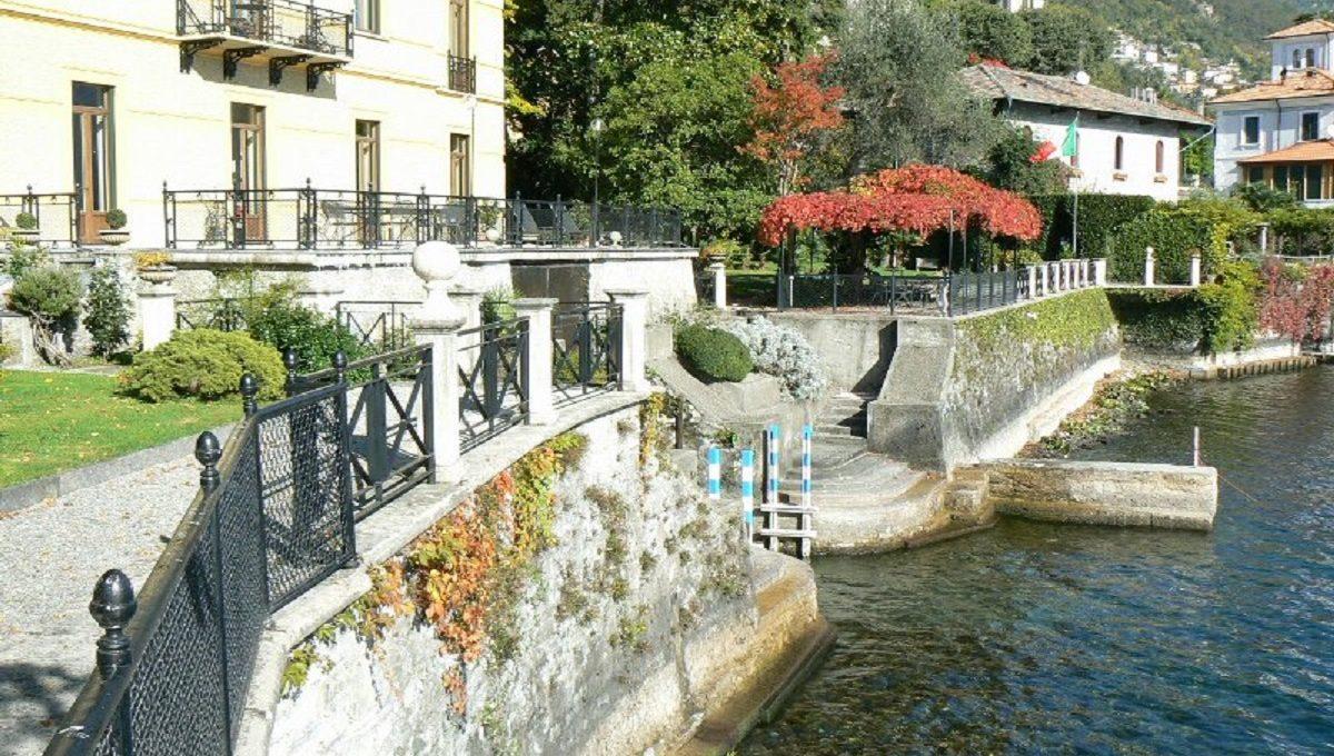 Villa Moltrasio with garden