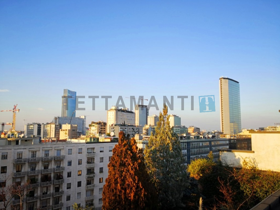 Milan Republic penthouse for sale