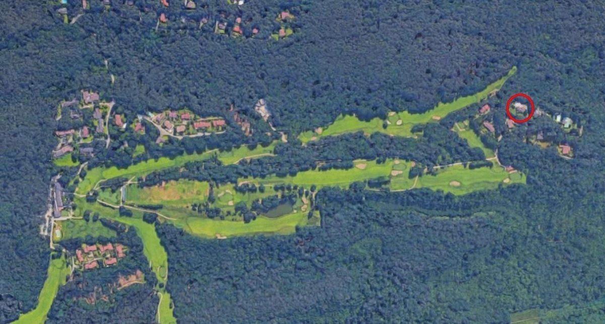 location of la pinetina