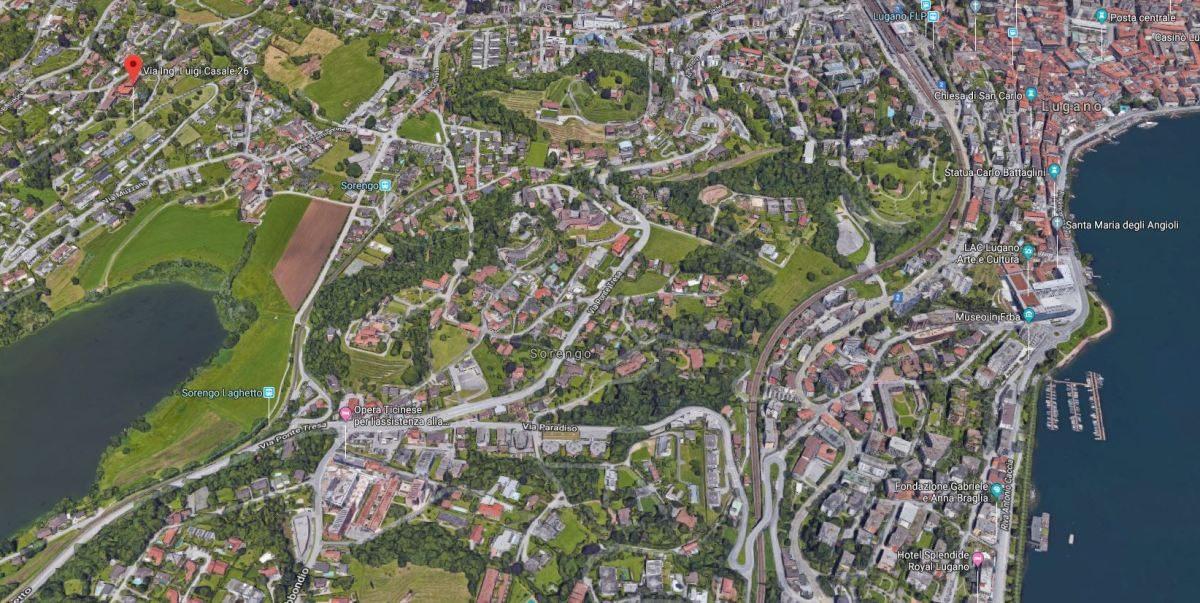 Breganzona via Ing. Luigi Casale - Lugano