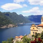 Pognana Lario house view panoramic view lake como