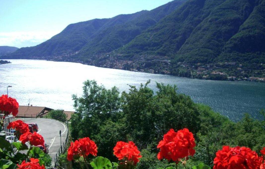 wonderful view of lake como