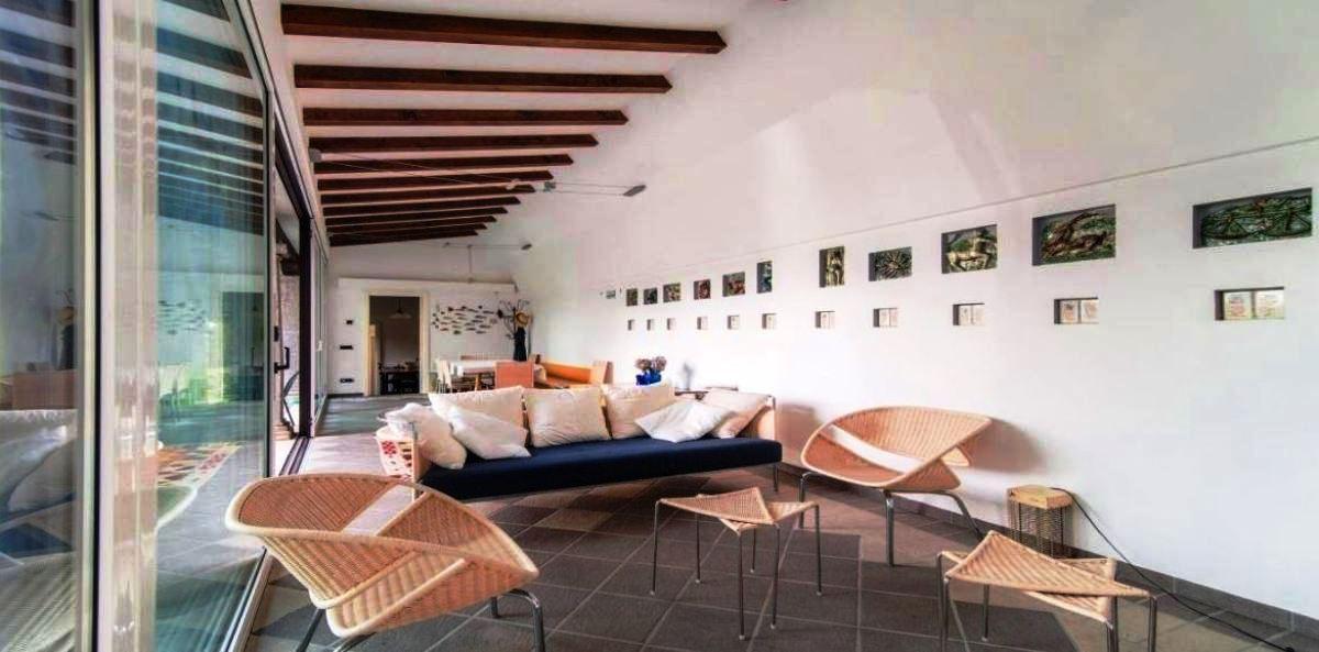 Como Lake villa in Faggeto (5)