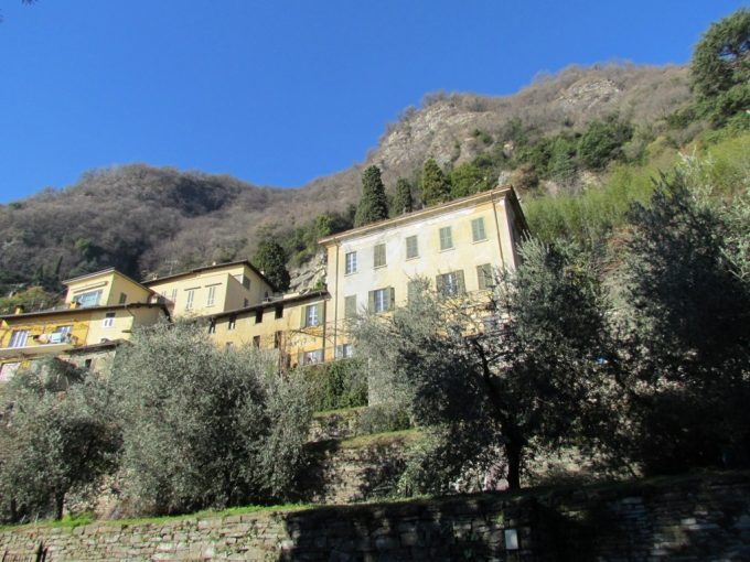 Moltrasio Property for sale with panoramic land Lake Como