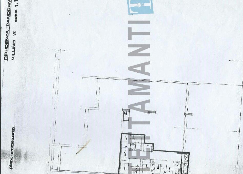 plan - mezzanine floor