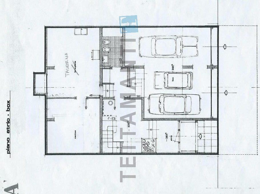 plan - garage
