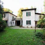 Villa Lurate Caccivio for sale ample park Como province