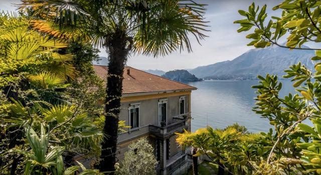 Varenna Lakefront villa