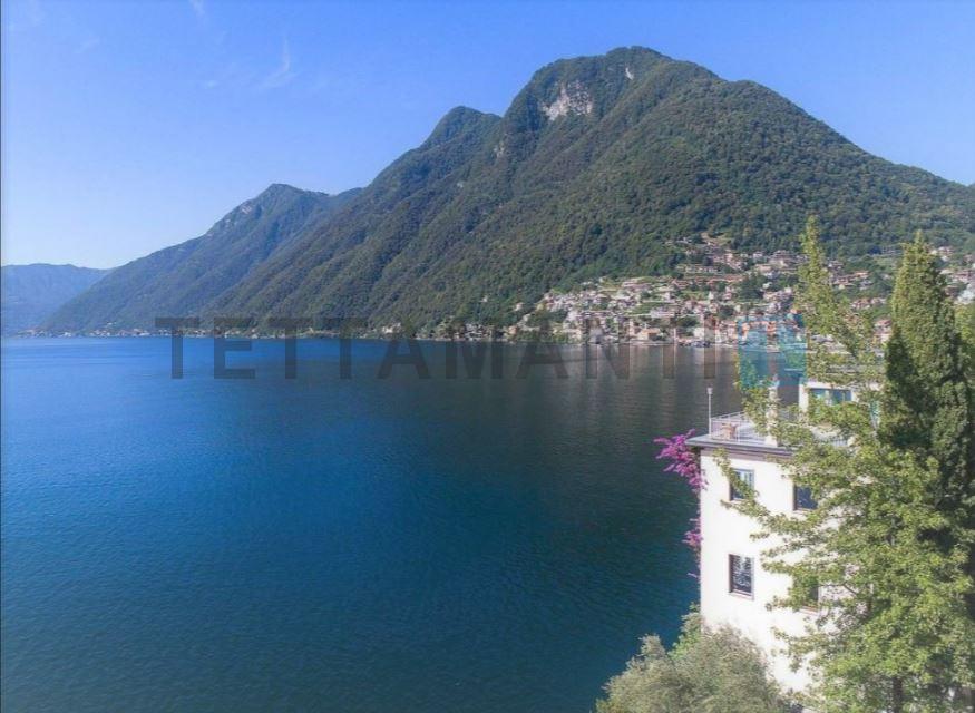LAKE COMO ARGEGNO - FRONTLAKE VILLA