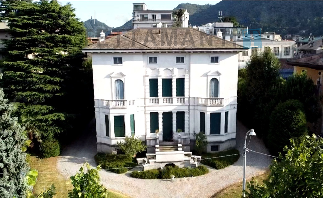 COMO CENTER – VILLA Casa Bianca