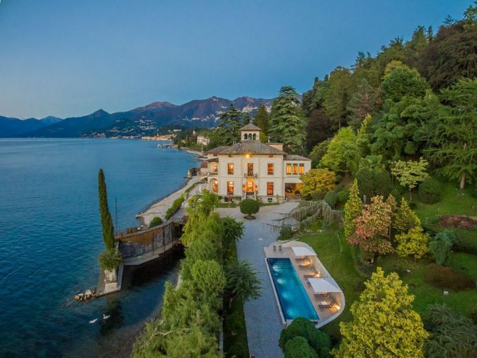 COMO LAKE BELLAGIO– DREAMING FRONTLAKE VILLA