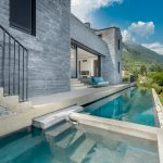 LAKE COMO - CONTEMPORARY VILLA FOR RENT