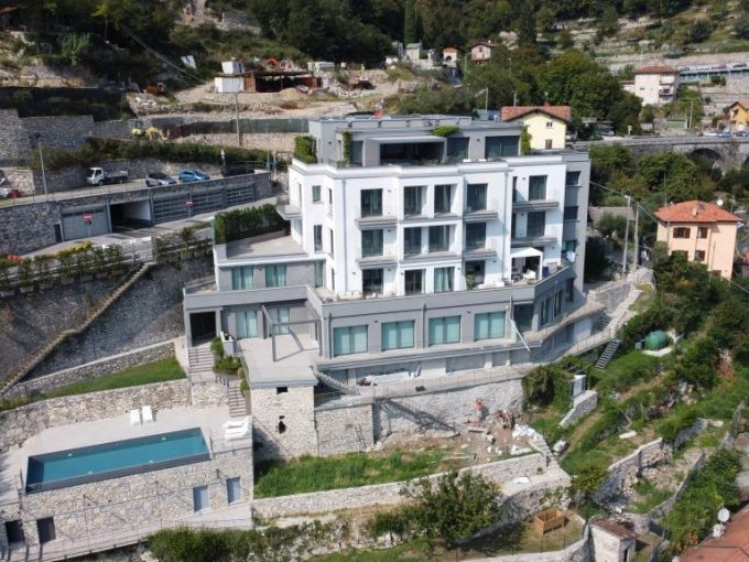 Carate Urio Lake Como luxury apartment fo rent