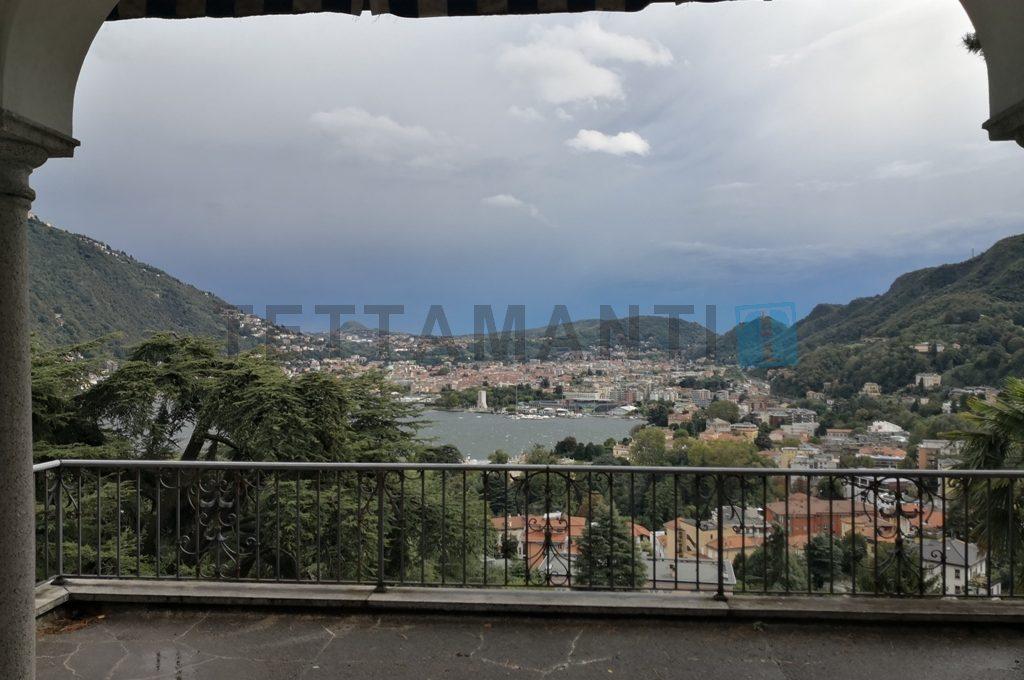 wonderful terrace city lake view