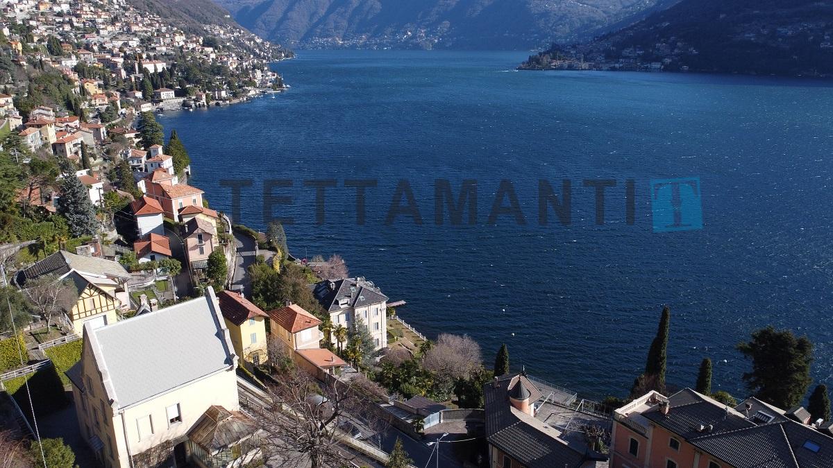 lake view villa for sale moltrasio