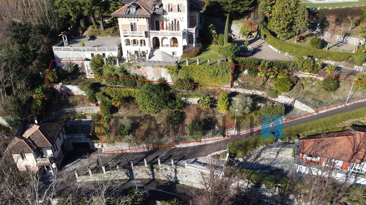 lake como laglio villa modern for sale