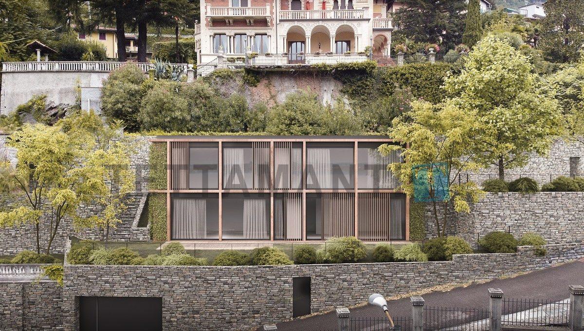 laglio lake como modern apartment for sale